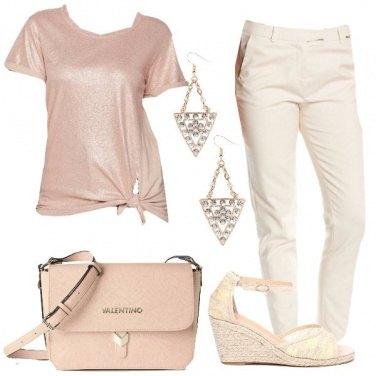 Outfit Semplice e fresca