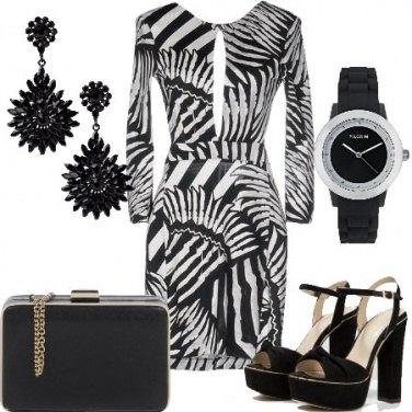 Outfit Attenzione alla scollatura