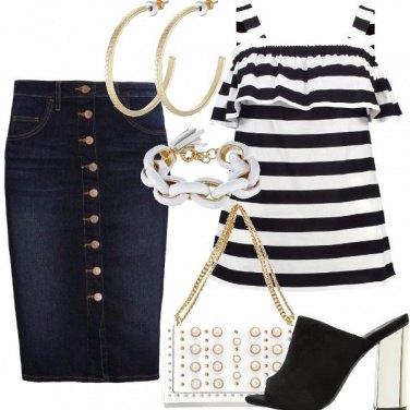 Outfit Ho voglia di shopping