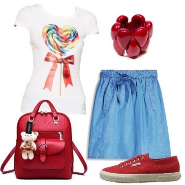 Outfit Lollipop