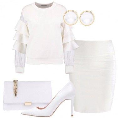 Outfit Bianco per più occasioni