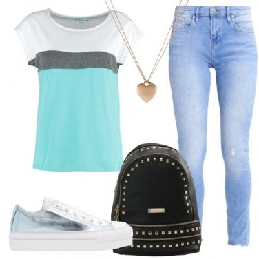 Outfit Sneakers platform