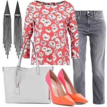Outfit La blusa con l\'oblò