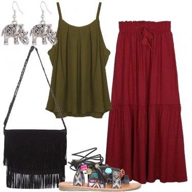 Outfit In piena libertà