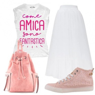 Outfit Tra amiche