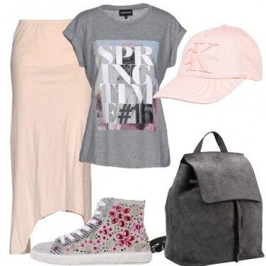 Outfit Longuette di giorno