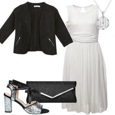 Outfit Sprazzi argentei