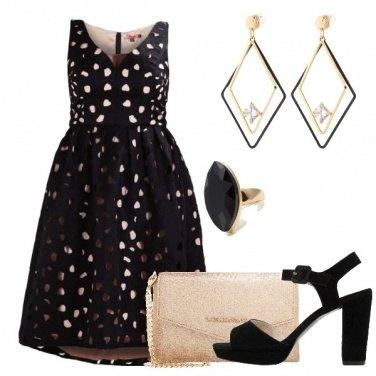 Outfit Chic di sera
