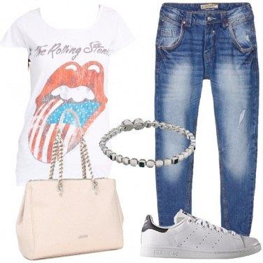 Outfit La fan t-shirt