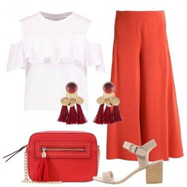 Outfit Mi piace la moda di oggi