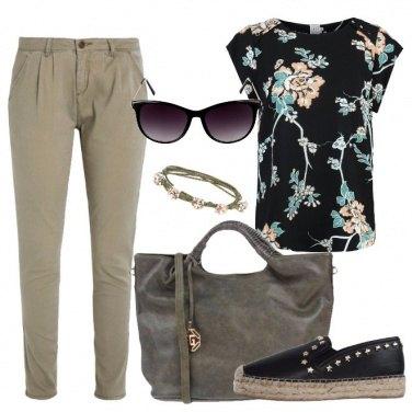 Outfit Semplice e ricercato