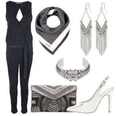 Outfit Cascata d\'argento