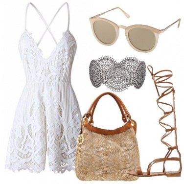 Outfit Tuta corta
