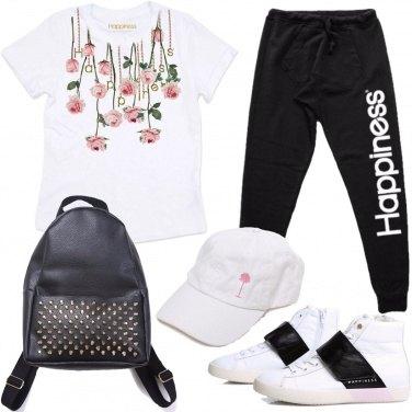 Outfit Per le strade della città