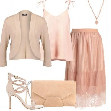 Outfit Tenui leggerezze