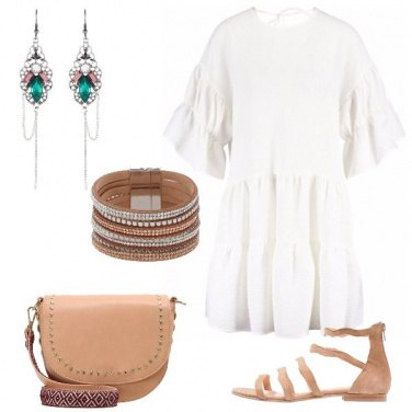 Outfit Semplicemente boho