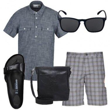 Outfit In vacanza dai parenti