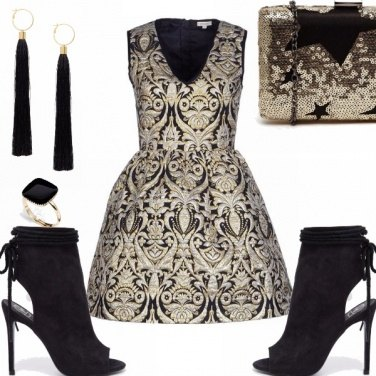 Outfit New year\'s eve #1