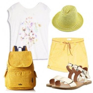 Outfit Luminose tonalità