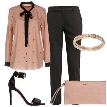 Outfit Serate chic