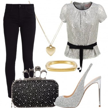 Outfit Chic in T-shirt