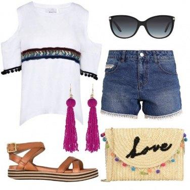 Outfit Dettagli di tendenza