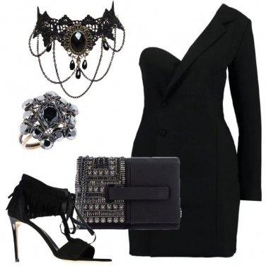 Outfit Gotica