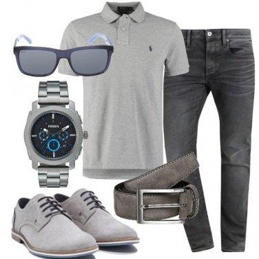 Outfit Lui di giorno