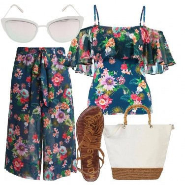 Outfit Benvenuti a Copacabana
