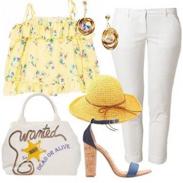 Outfit Gelato al limone