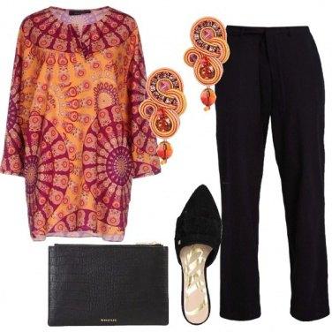 Outfit Le mille e una notte
