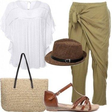 Outfit Il cappello di giorno