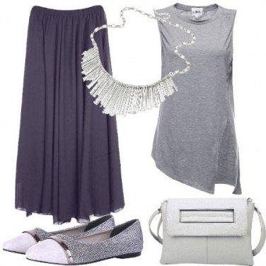 Outfit La maxigonna