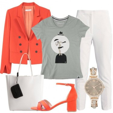Outfit Versatile t-shirt