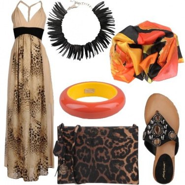 Outfit La mia Africa