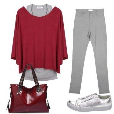 Outfit D\'argento