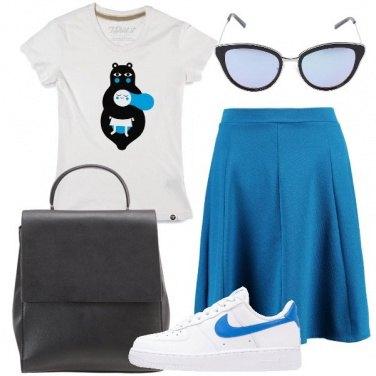 Outfit La T-shirt con l\'abbraccio