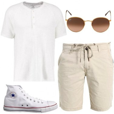 Outfit Un tipo da spiaggia