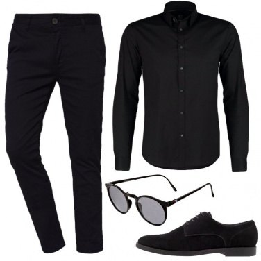 Outfit L\'uomo misterioso