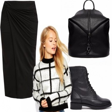 Outfit Perfetta in uni!