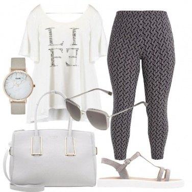 Outfit Una giornata casual