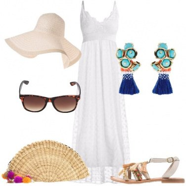 Outfit Isole greche