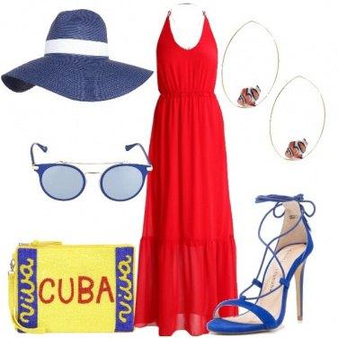 Outfit Aperitivo a Cuba
