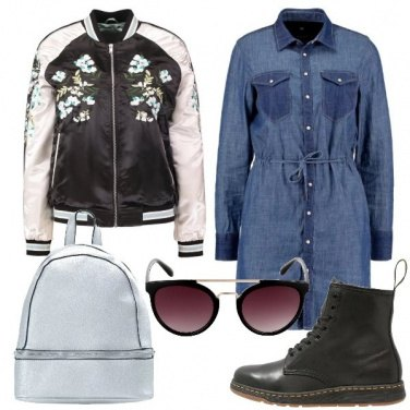 Outfit Urban femminile