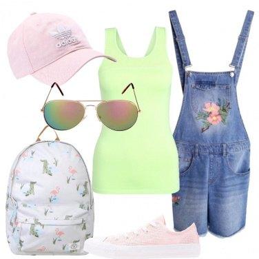 Outfit Passeggiando in città