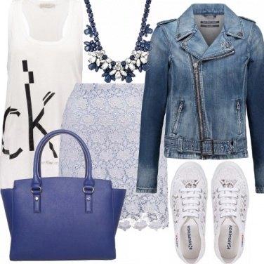Outfit LACE & DENIM