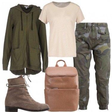 Outfit Vacanza safari