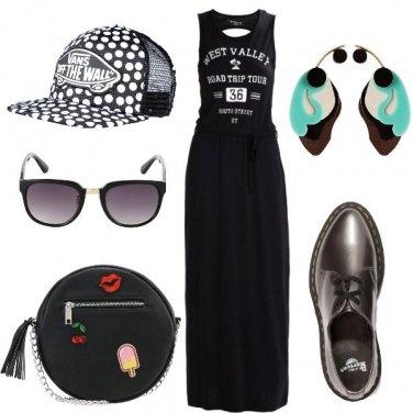 Outfit Gli orecchini stravaganti