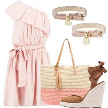 Outfit Cuore e quadrifoglio