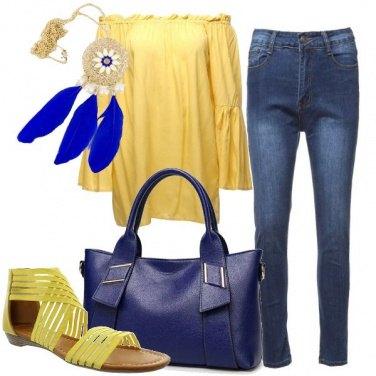 Outfit Dolce stile boho